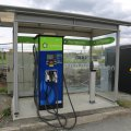 CHAdeMO Leinstrand (mit CCS / Typ 2)