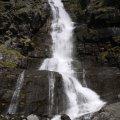 Turlifossen Wasserfall Aurland