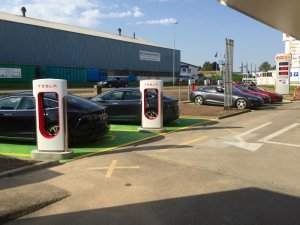 Supercharger Dietlikon